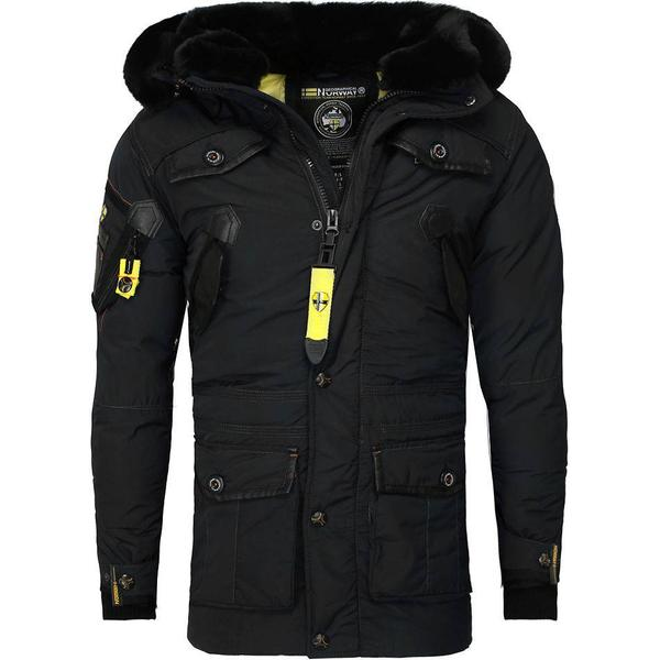 Geographical Norway Acore Parka - Black