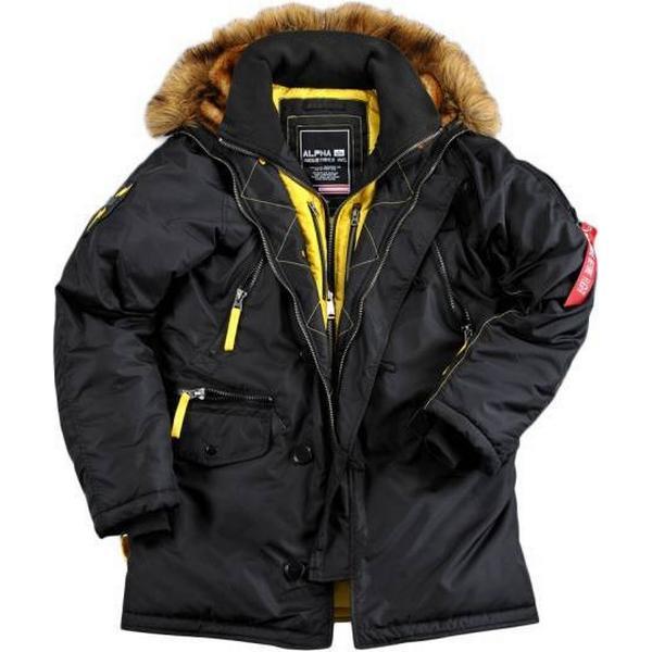 Alpha Industries PPS N3B Jacket - Black