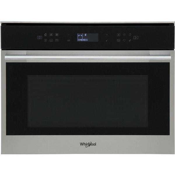 Whirlpool W7 MW461 UK Stainless Steel