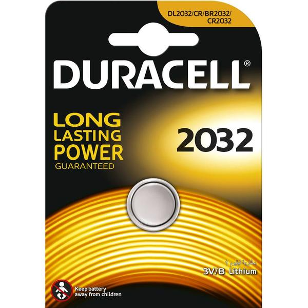 Duracell CR2032 Compatible 6-pack