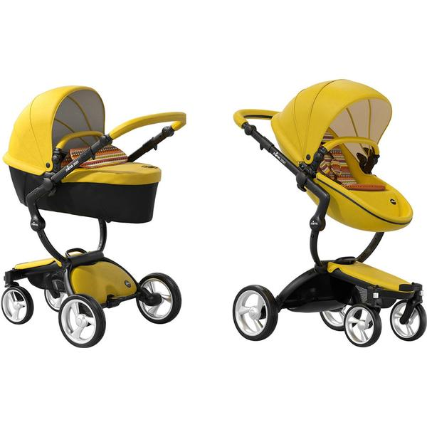 Mima Xari Yellow Limited Bundle (Duo)