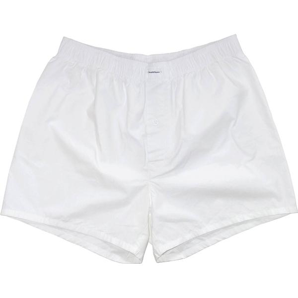 Bread and Boxers Boxer Short - White
