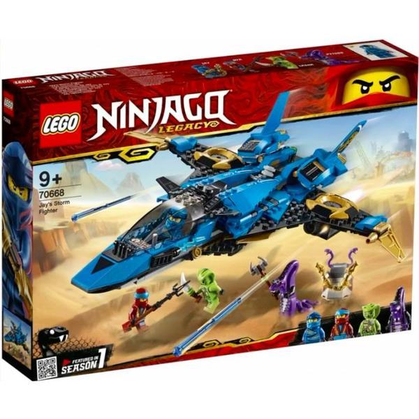 LEGO Bau- & Konstruktionsspielzeug LEGO® Ninjago 70668 Jays Donner-Jet LEGO Baukästen & Sets