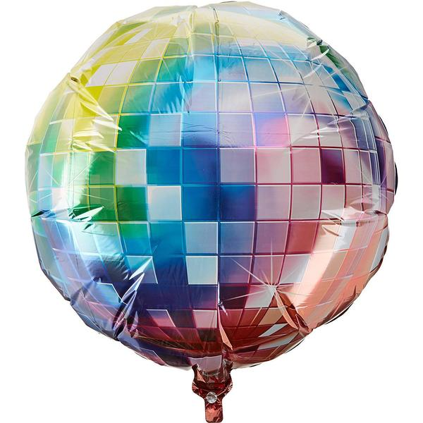 Amscan Jumbo Disco Fever 70's (2746301)
