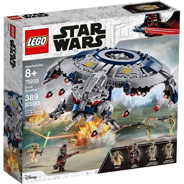Lego Star Wars Droid Gunship 75233