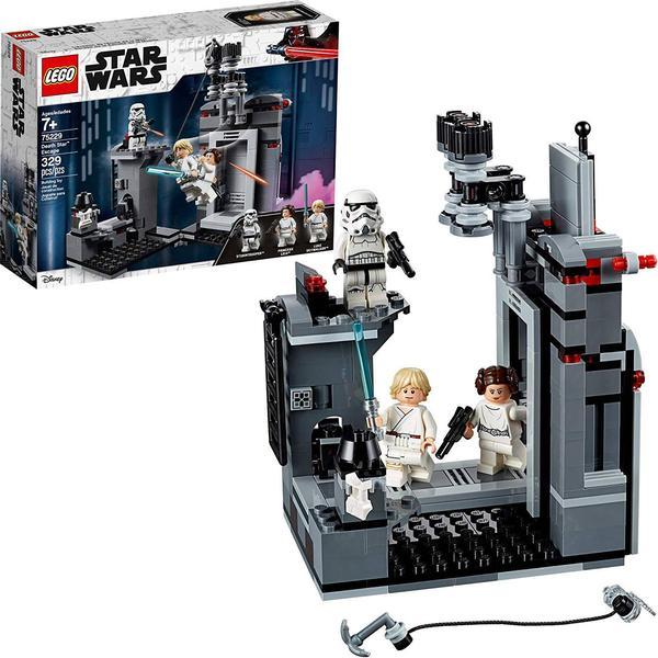 Lego Star Wars Flugt fra Dødsstjernen 75229