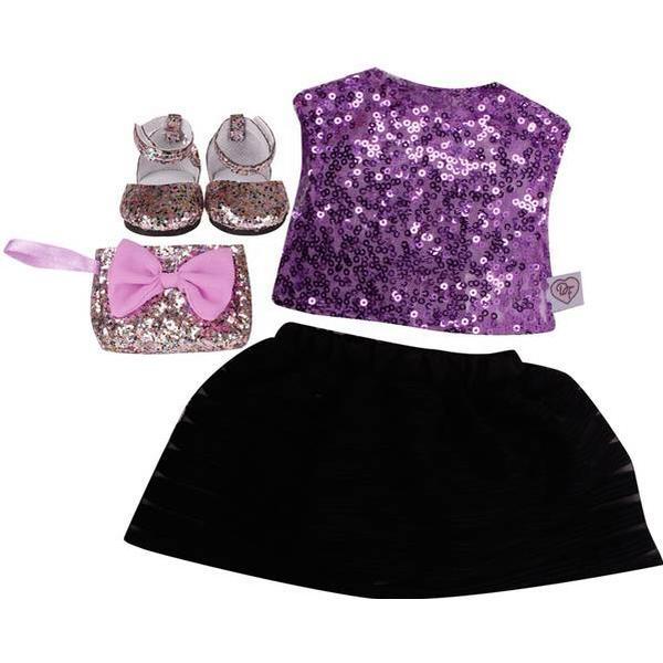 Design a Friend Sparkle Party Dress