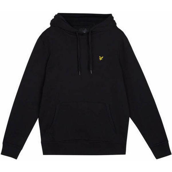 Lyle & Scott Pullover Hoodie - True Black