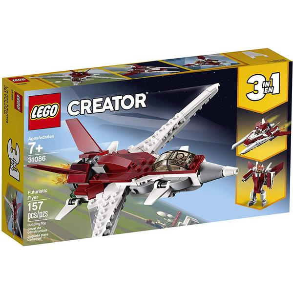 Lego Creator Futuristisk fly 31086
