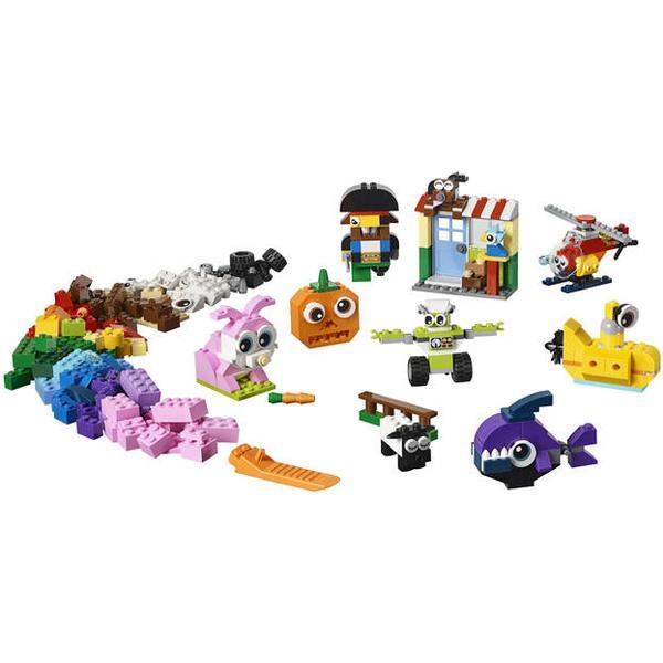 Lego Classic Bricks & Eyes 11003