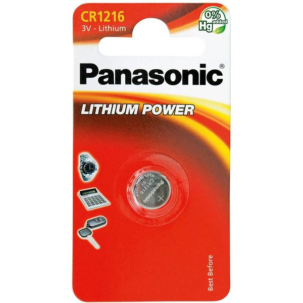 Panasonic CR1216 Compatible
