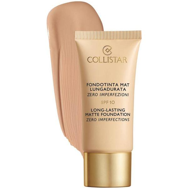 Collistar Long-Lasting Matte Foundation SPF10 #5 Miele