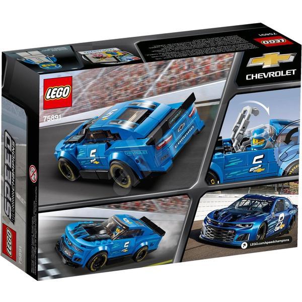 Lego Speed Champions Chevrolet Camaro Zl1 Race Car 75891 Compare