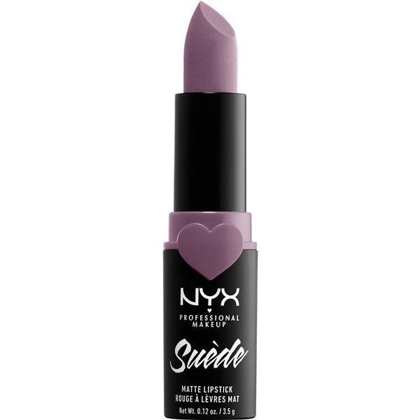 NYX Suede Matte Lipstick Violet Smoke