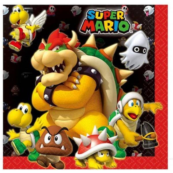 Amscan Super Mario (9901538)