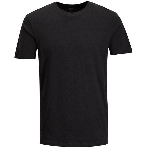 Jack & Jones Organic Basic T-shirt - Black/Black