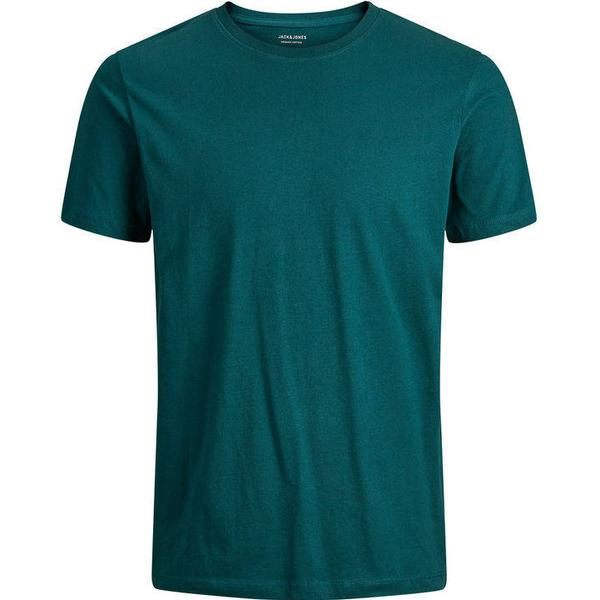 Jack & Jones Organic Basic T-shirt - Green/Deep Teal