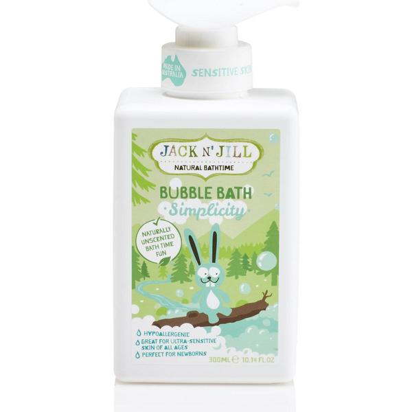 Jack & Jill Simplicity Bubble Bath 300ml