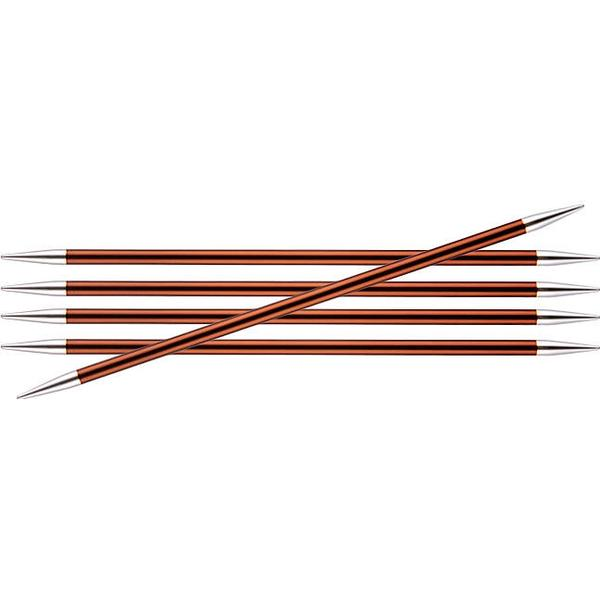 Knitpro Zing Double Pointed Needles 20cm 5.50mm