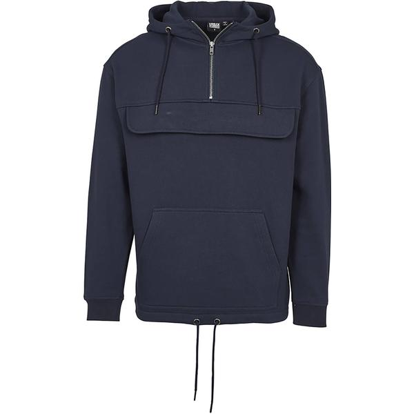 Urban Classics Sweat Pull Over Hoody - Navy