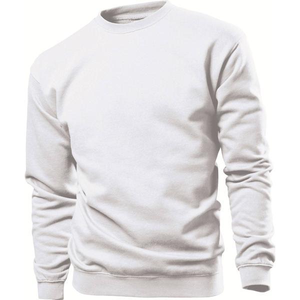 Stedman Sweatshirt - White