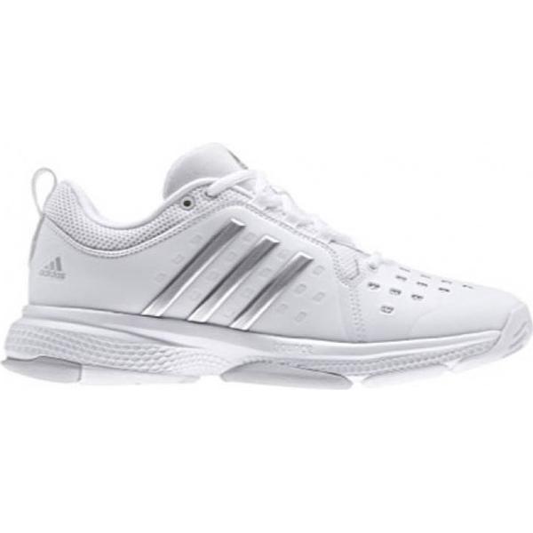 Adidas Barricade Classic Bounce W WhiteSilverGrey