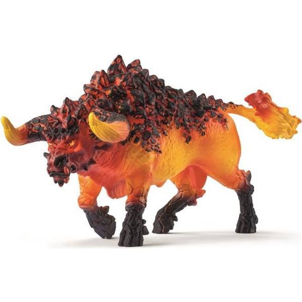 Schleich Fire Bull 42493