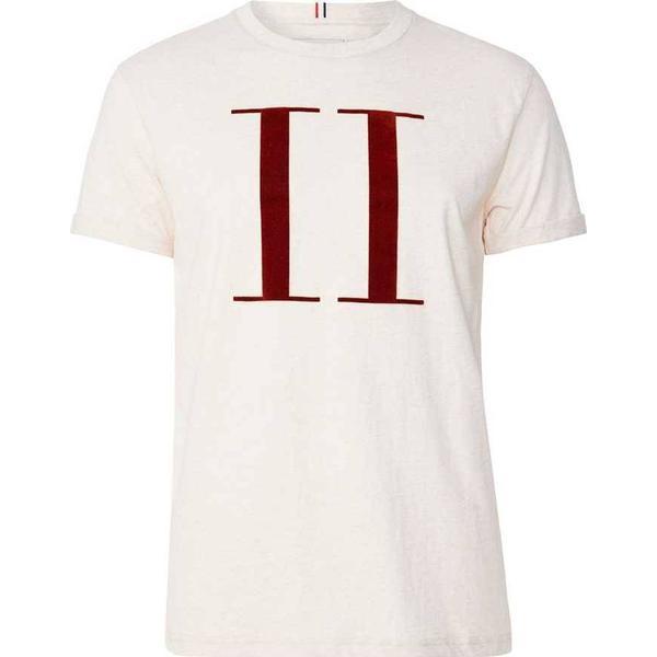 Les Deux Encore T-shirt - Light Brown Mel./Brick Red