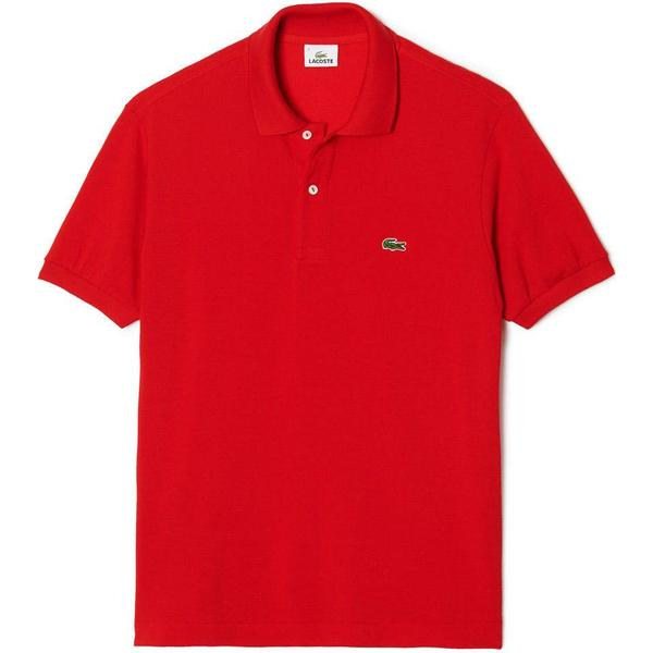 Lacoste L.12.12 Polo Shirt - Red