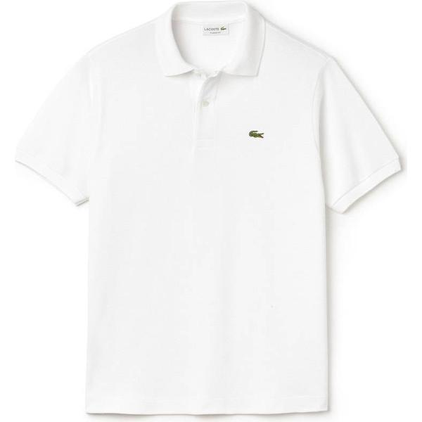 Lacoste Polo Shirt - White