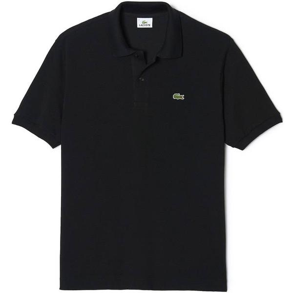 Lacoste L.12.12 Polo Shirt - Black