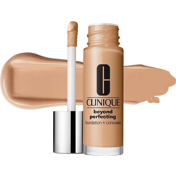 Clinique Beyond Perfecting Foundation + Concealer Vanilla