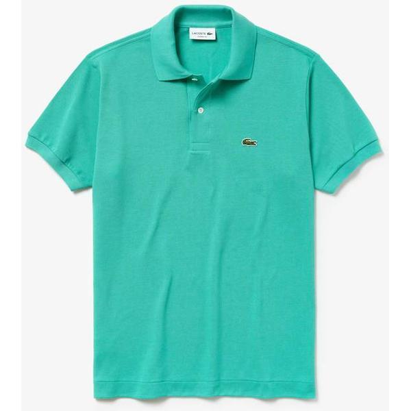 Lacoste L.12.12 Polo Shirt - Light Green