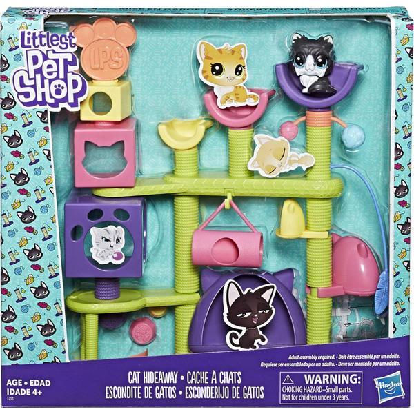 Hasbro Littlest Pet Shop Cat Hideaway