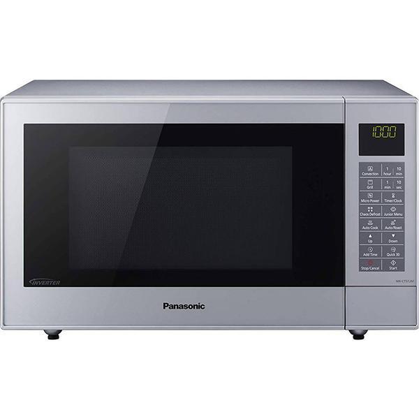 Panasonic NN-CT57JMBPQ Silver