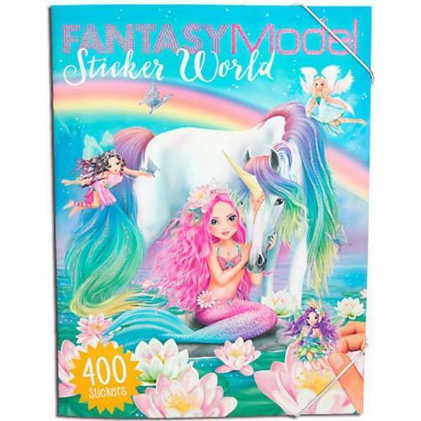 Top Model Fantasy Model Sticker World
