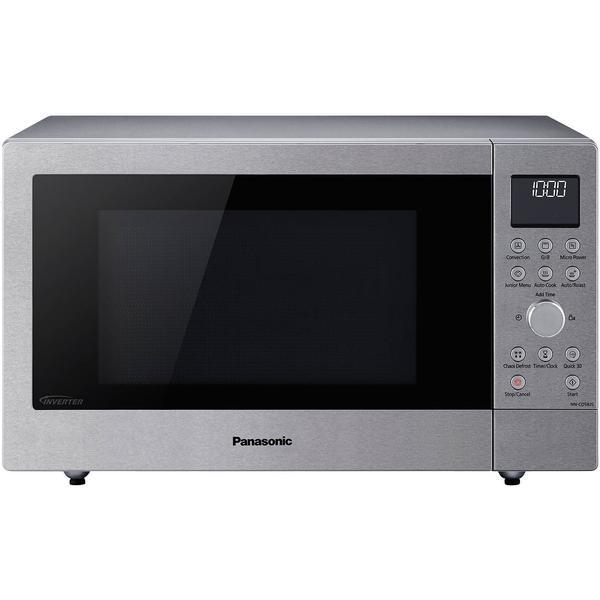 Panasonic NN-CD58JSBPQ Stainless Steel
