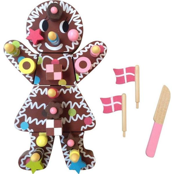 MaMaMeMo Gingerbread Lady
