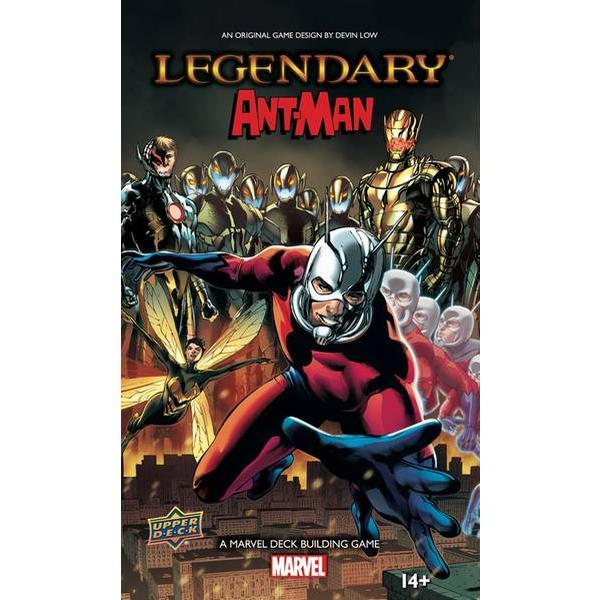 Legendary : A Marvel Deck Building Game Ant-Man