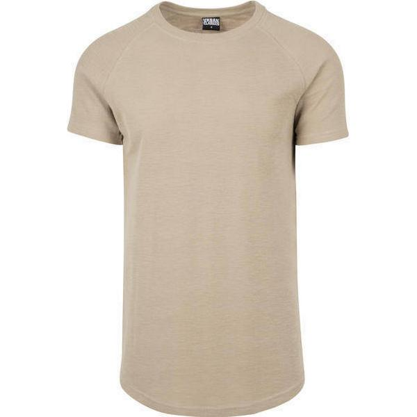 Urban Classics Thermal Slub Raglan Tee - Warm Sand