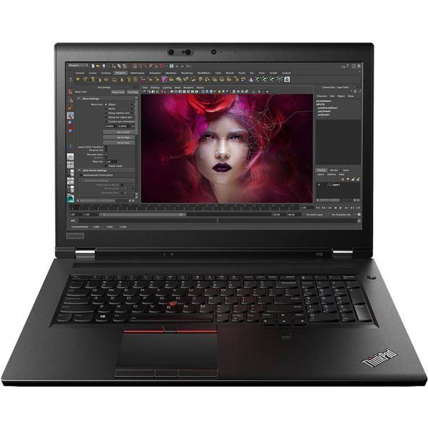 "Lenovo ThinkPad P72 (20MB0007UK) 17.3"""