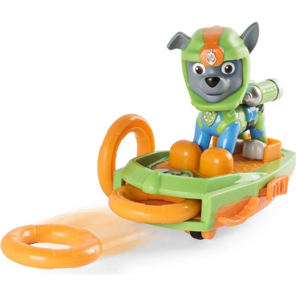 Spin Master Paw Patrol Launching Surfboard Rocky