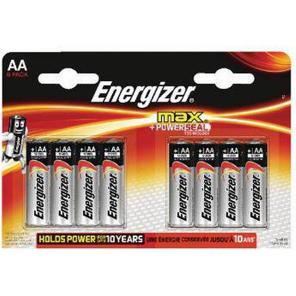 Energizer E91 8-pack
