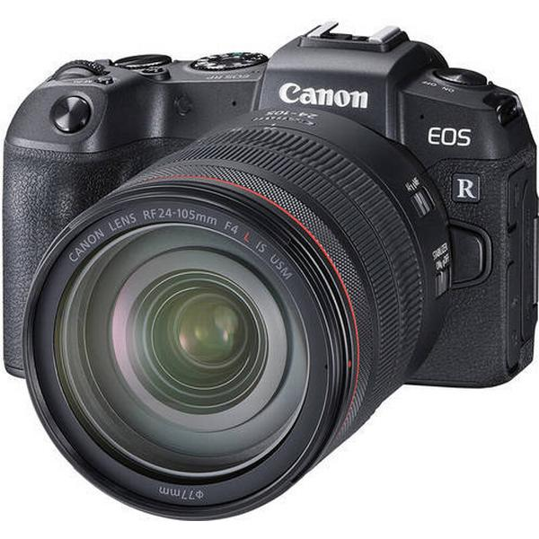 Canon EOS RP + RF 24-105mm IS USM