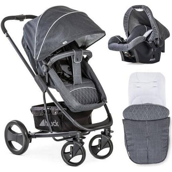Hauck Pacific 4 Shop N Drive (Travel system)