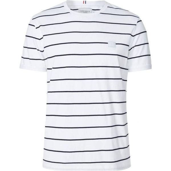 Les Deux Betroist T-shirt - White/Navy