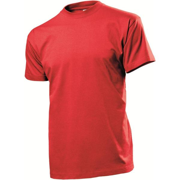 Stedman Comfort T-shirt - Scarlet Red