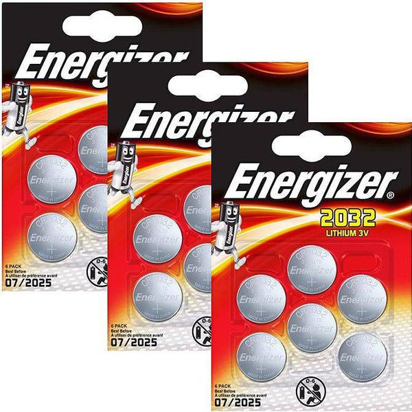 Energizer CR2032 Compatible 18-pack