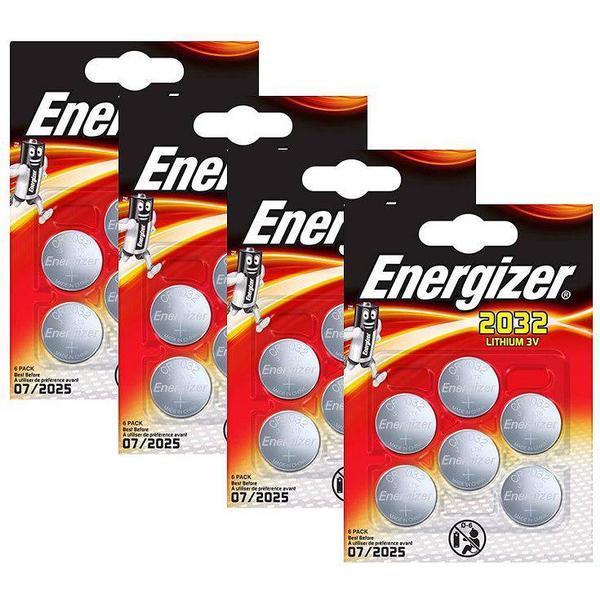 Energizer CR2032 Compatible 24-pack