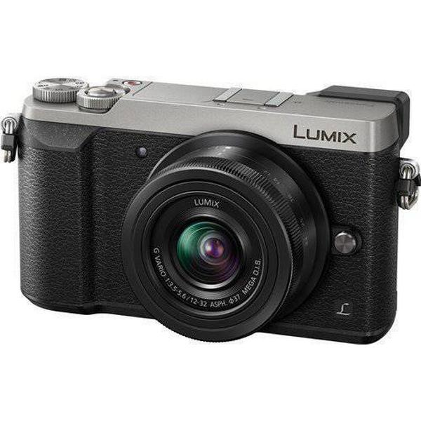 Panasonic Lumix DMC-GX80 + 12-32mm OIS